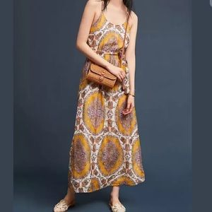 Anthropologie Akemi + Kin Paisley Maxi Dress